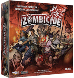 Edge Entertainment Zombicide: Saison 1 (FR)