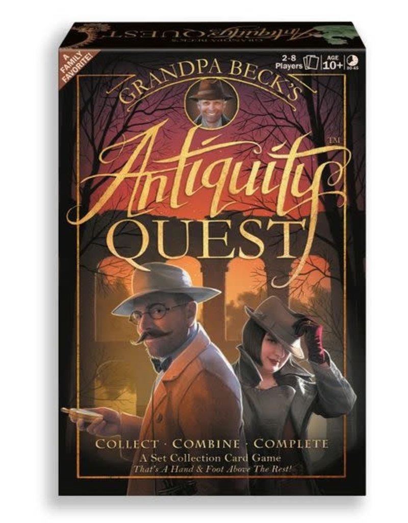 Grandpa Beck's Games Antiquity Quest (EN) (Commande Spéciale)