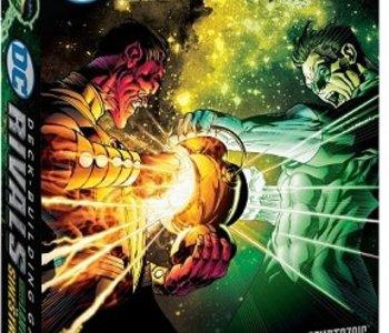 Dc Comics: Rivals: Ext. Green Lantern Sinestro