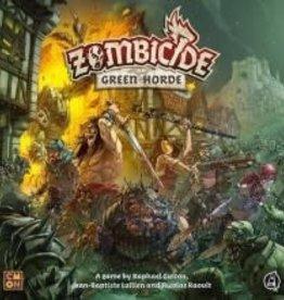 Cool Mini Or Not Zombicide: Green Horde (EN) (commande Spéciale)
