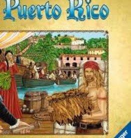 Ravensburger Puerto Rico: Deluxe (EN)