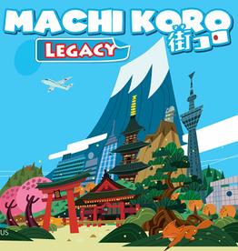 Pandasaurus Machi Koro: Legacy (EN)
