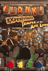 Renegade Game Studio Clank!: Ext. Expeditions: Temple Of The Ape Lords (EN)