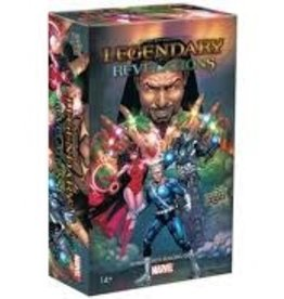 Upper Deck Marvel Legendary: Ext. Revelations (EN)