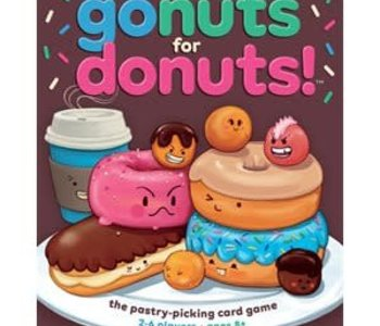 Go Nuts For Donuts ! (EN)