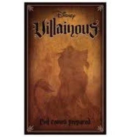 Ravensburger Disney Villainous: Ext. Evil Comes Prepared (EN)