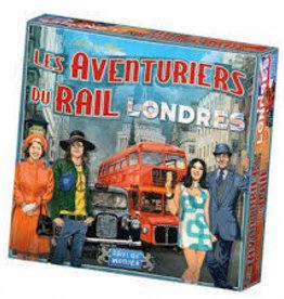 Days of Wonder Aventuriers du Rail: Express: Londres (FR)