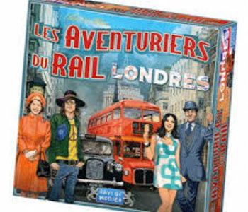 Les Aventuriers du Rail: Express: Londres (FR)
