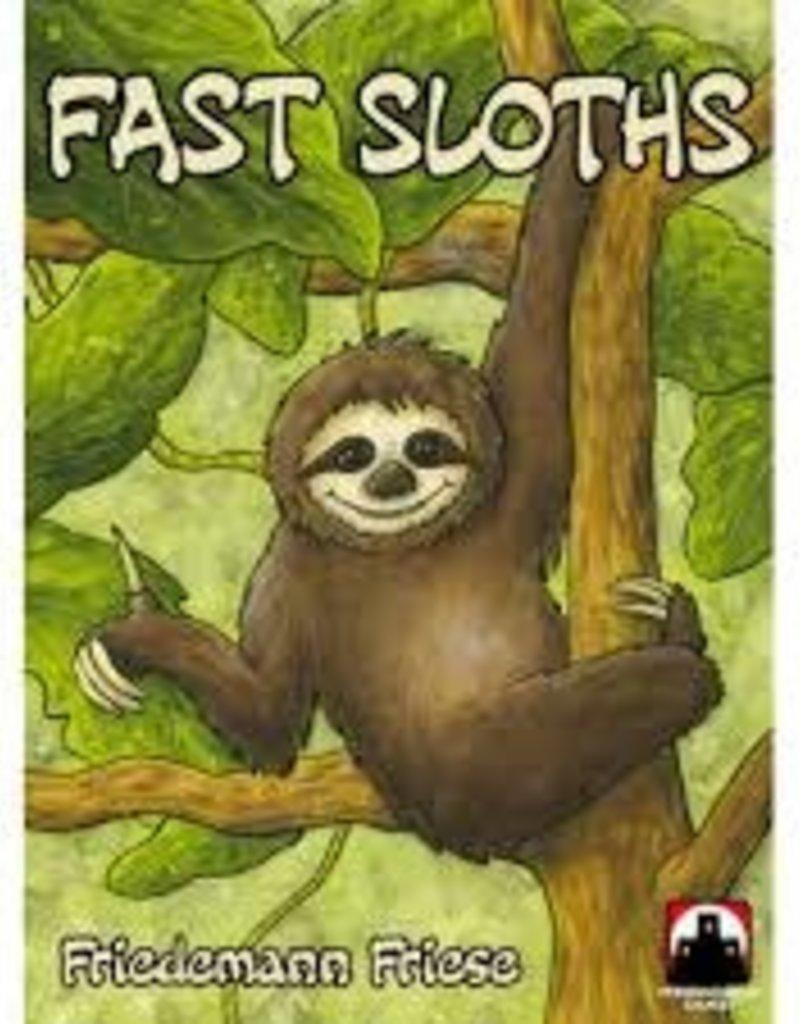 Stronghold Games Précommande: Fast Sloths (EN)