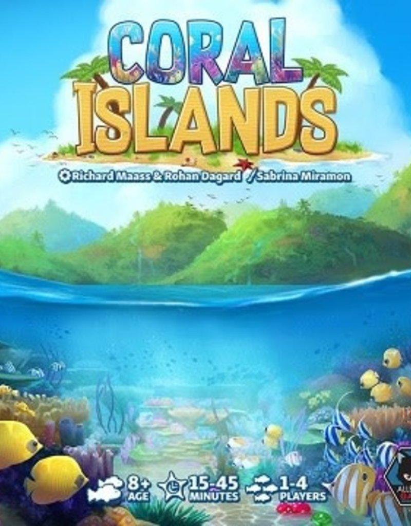 Alley Cat Games Précommande: Coral Islands Deluxe (EN)