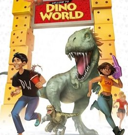 Alley Cat Games Précommande: Welcome To Dino World Deluxe Add On (EN)