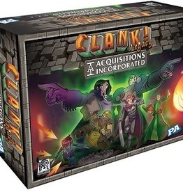 Renegade Game Studio Précommande: Clank! Legacy Acquisitions Incorporated (EN)