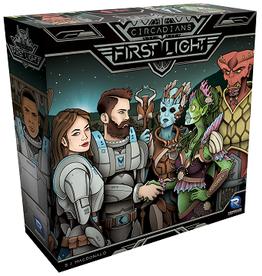 Renegade Game Studio Précommande: Circadians: First Light (EN)