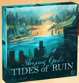 Red Raven Précommande: Sleeping Gods: Ext. Tides Of Ruin (EN)