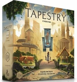 Stonemaier Games Précommande: Tapestry (EN)