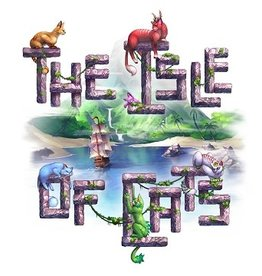The City of Game Précommande: The Isle Of Cats (EN)