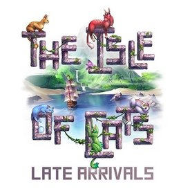 The City of Game Précommande: The Isle Of Cats: Ext. Late Arrivals (EN)
