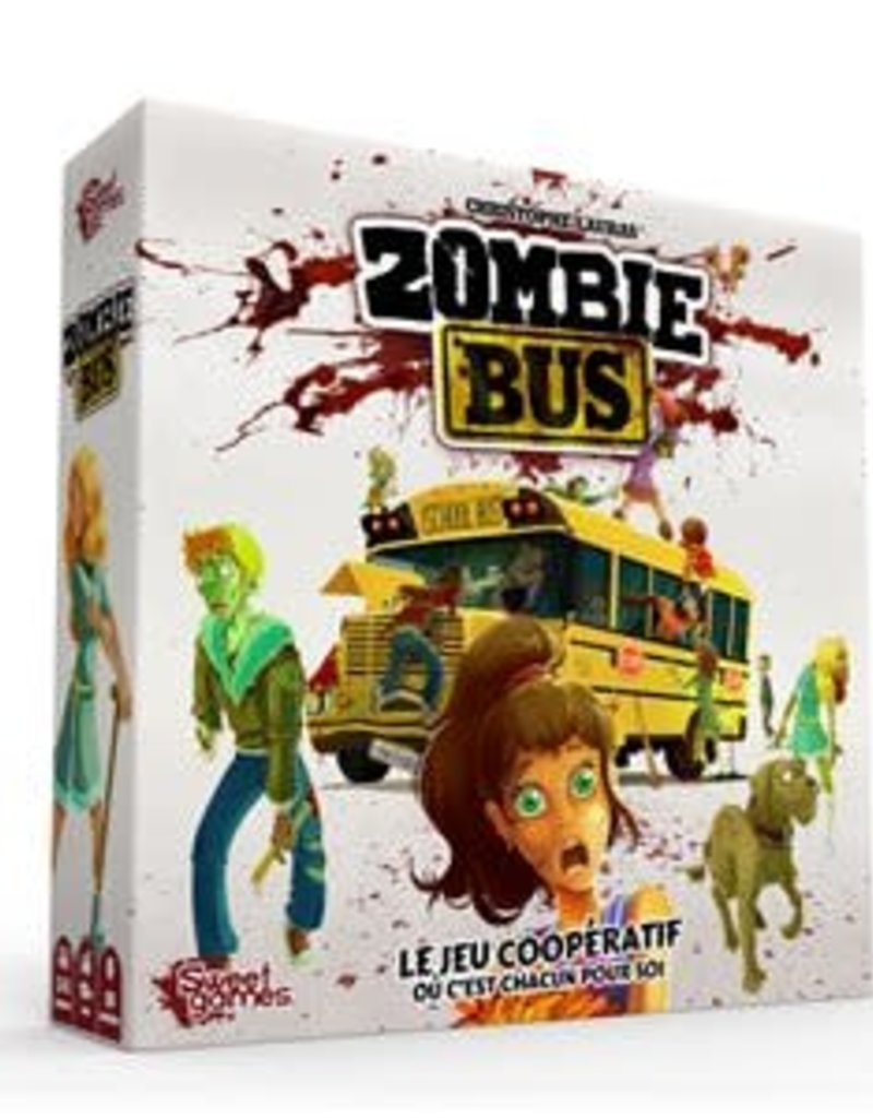 Sweet Games Zombie Bus (FR)