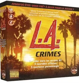 Iello Detective: Ext. L.A Crimes (FR)