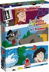 Super Meeple La Quête du Bonheur: Ext. KS Promos 1 (FR)