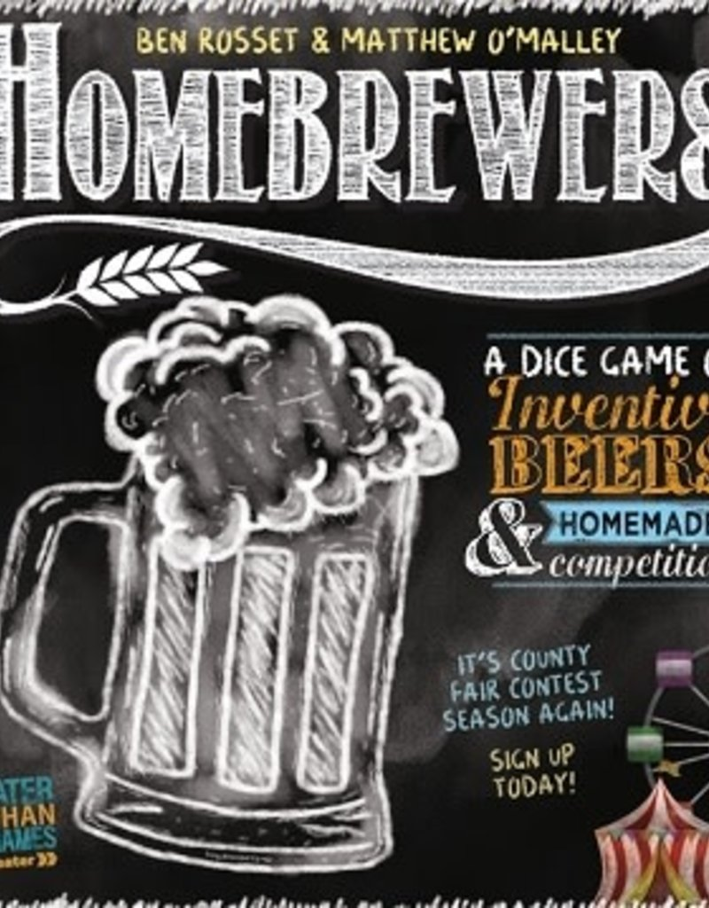 Greater Than Games Homebrewers (EN)