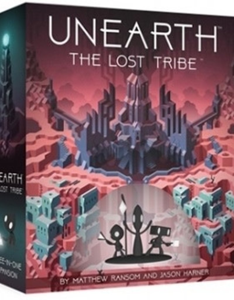 Brotherwise Games Unearth: Ext. The Lost Tribe (EN)