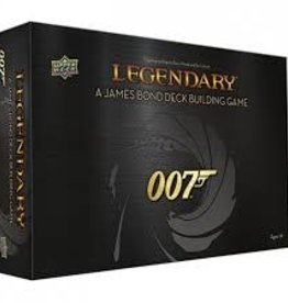 Upper Deck Marvel Legendary: 007 James Bond (EN)