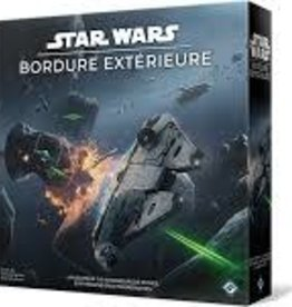 Fantasy Flight Star Wars: Bordure Extérieure (FR)