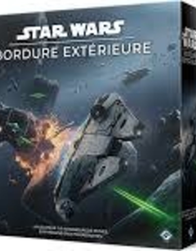 Fantasy Flight Games Star Wars: Bordure Extérieure (FR)
