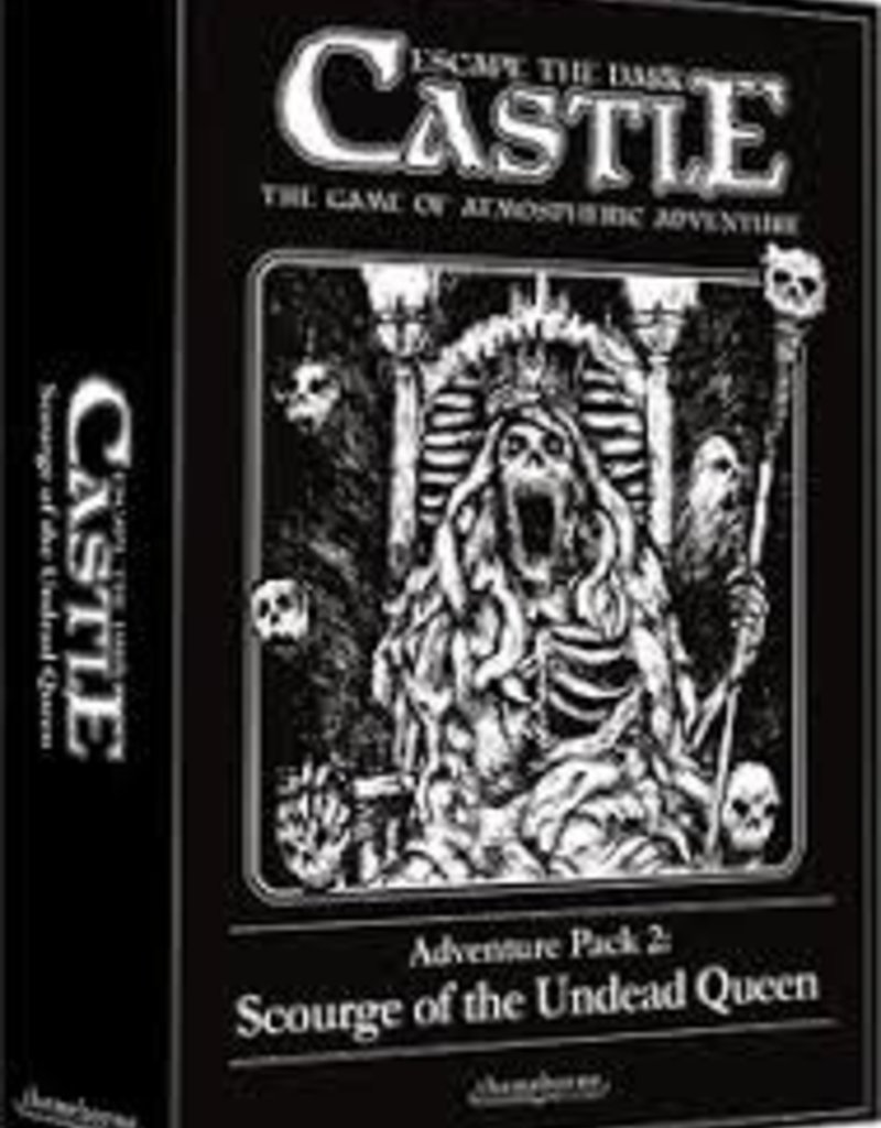 Themeborne Escape The Dark Castle: Ext. Scourge Of The Undead Queen (EN)