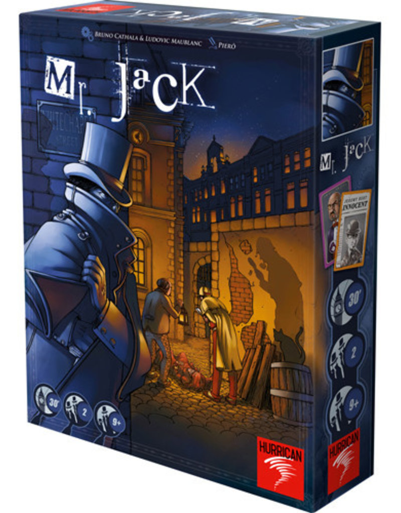 Hurrican Mr. Jack: London (FR)