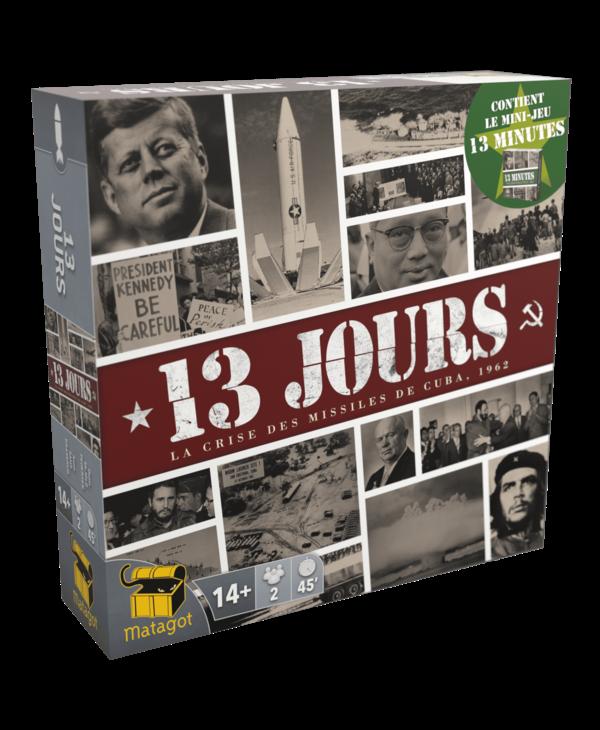 13 Jours et 13 Minutes (FR)