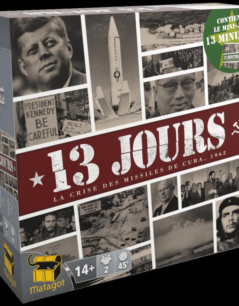 Matagot 13 Jours et 13 Minutes (FR)