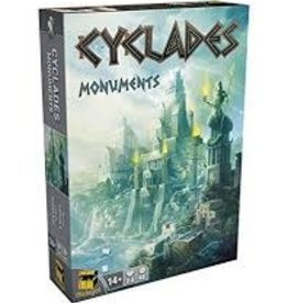 Matagot Cyclades: Ext. Monuments (ML)