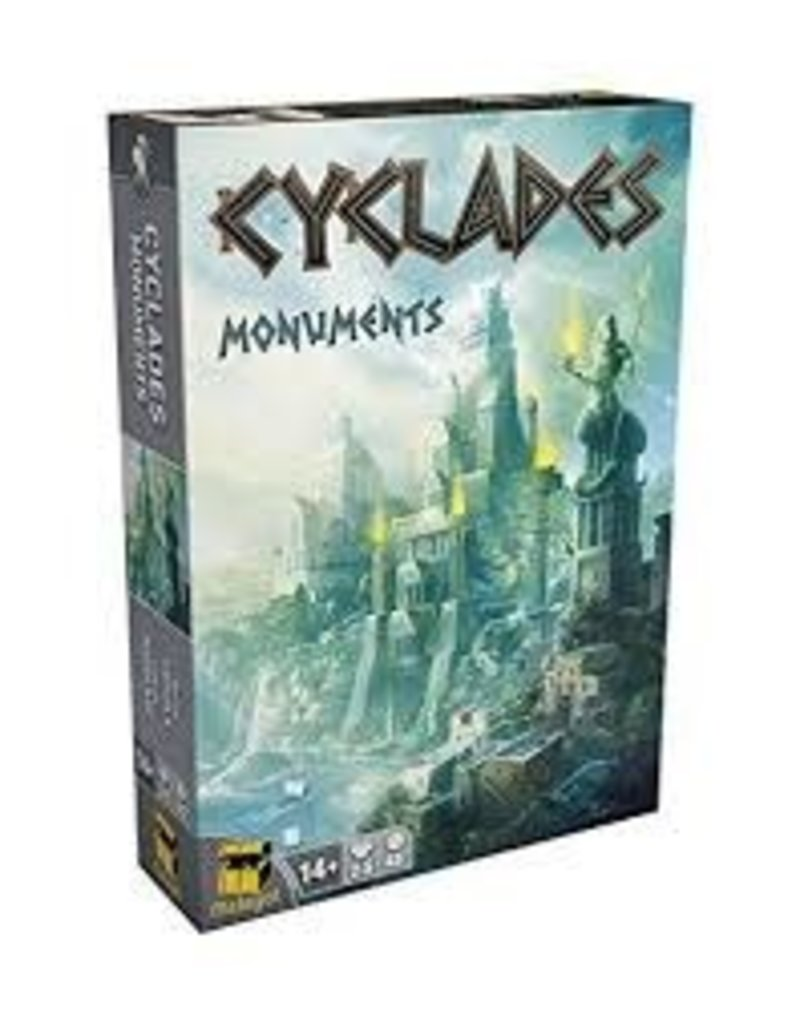 Matagot Cyclades: Ext. Monuments (ML)