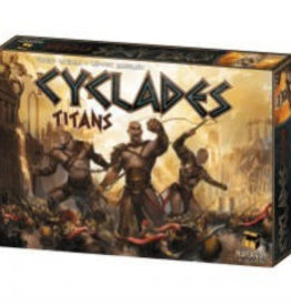 Matagot Cyclades: Ext. Titans (ML)