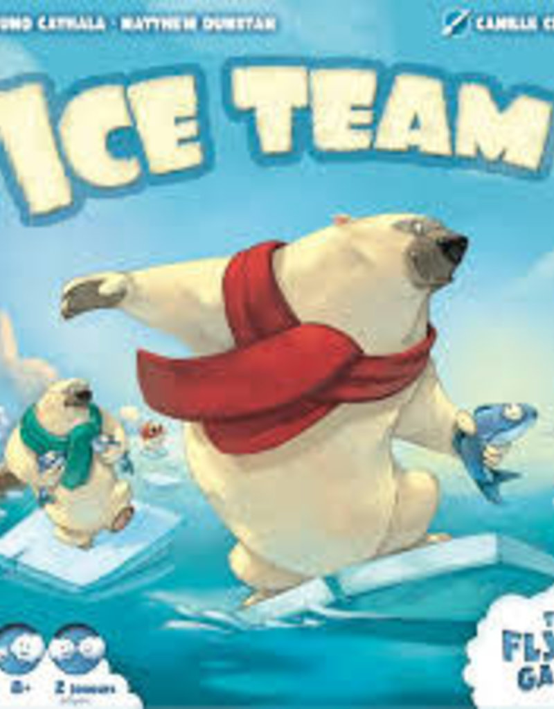 The Flying Games Précommande: Ice Team (ML)