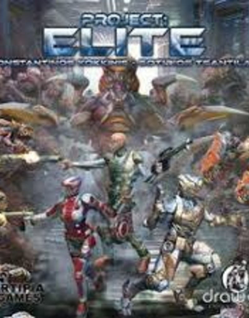 CMON Précommande: Project: Elite (EN)