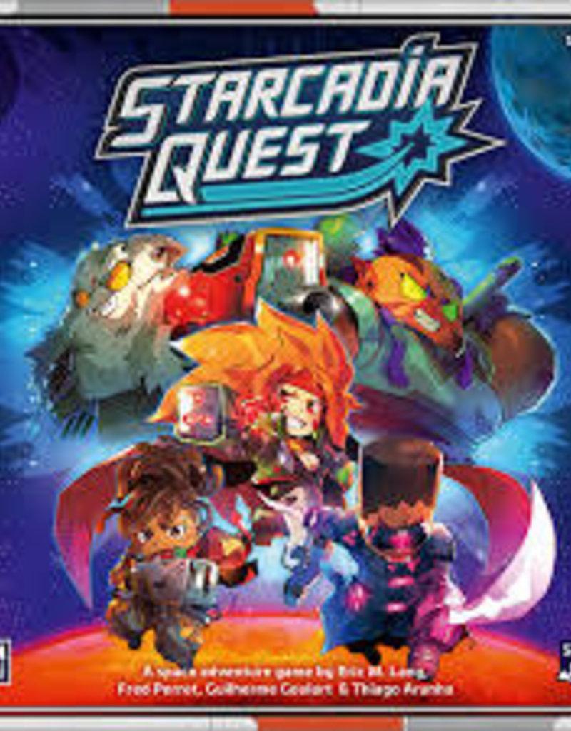 CMON Limited Précommande: Starcadia Quest (EN)