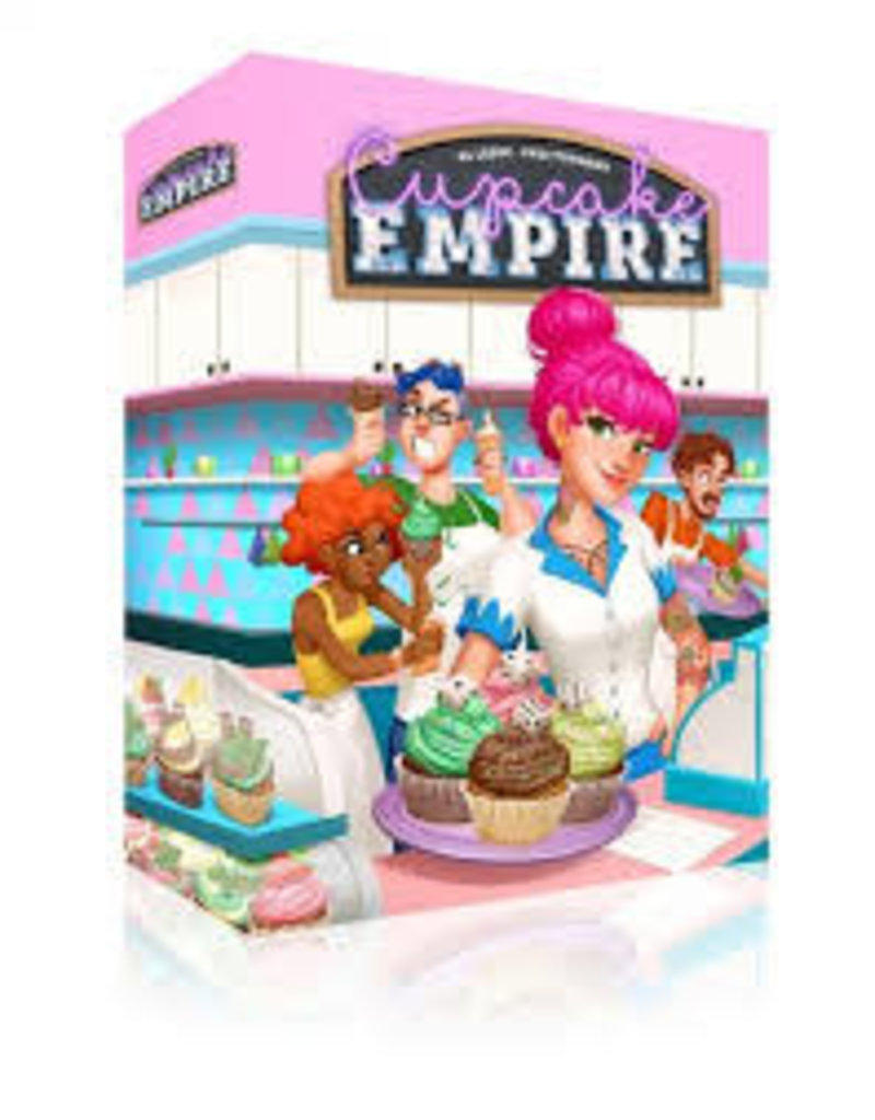 Ludonova Précommande: Cupcake Empire (EN)