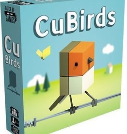 Catch-Up Games Précommande: Cubirds (ML)