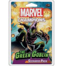 Fantasy Flight Précommande: Marvel Champions LCG: The Green Goblin Scenario (EN)