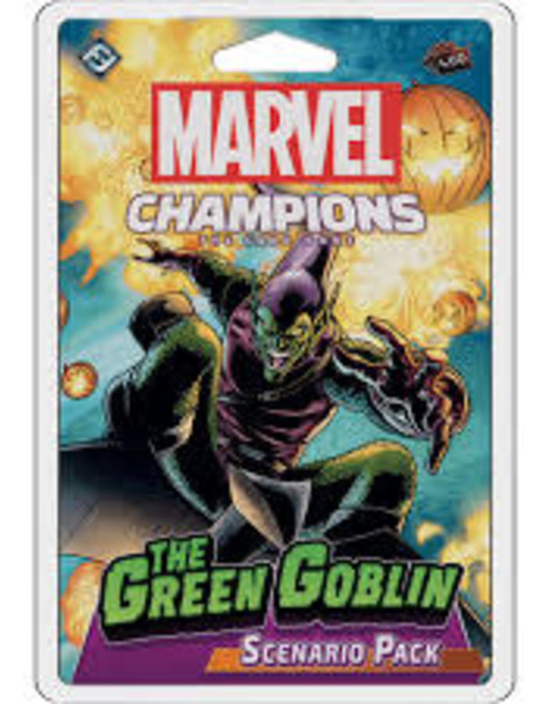 Fantasy Flight Précommande: Marvel Champions LCG: The Green Goblin Scenario (EN)