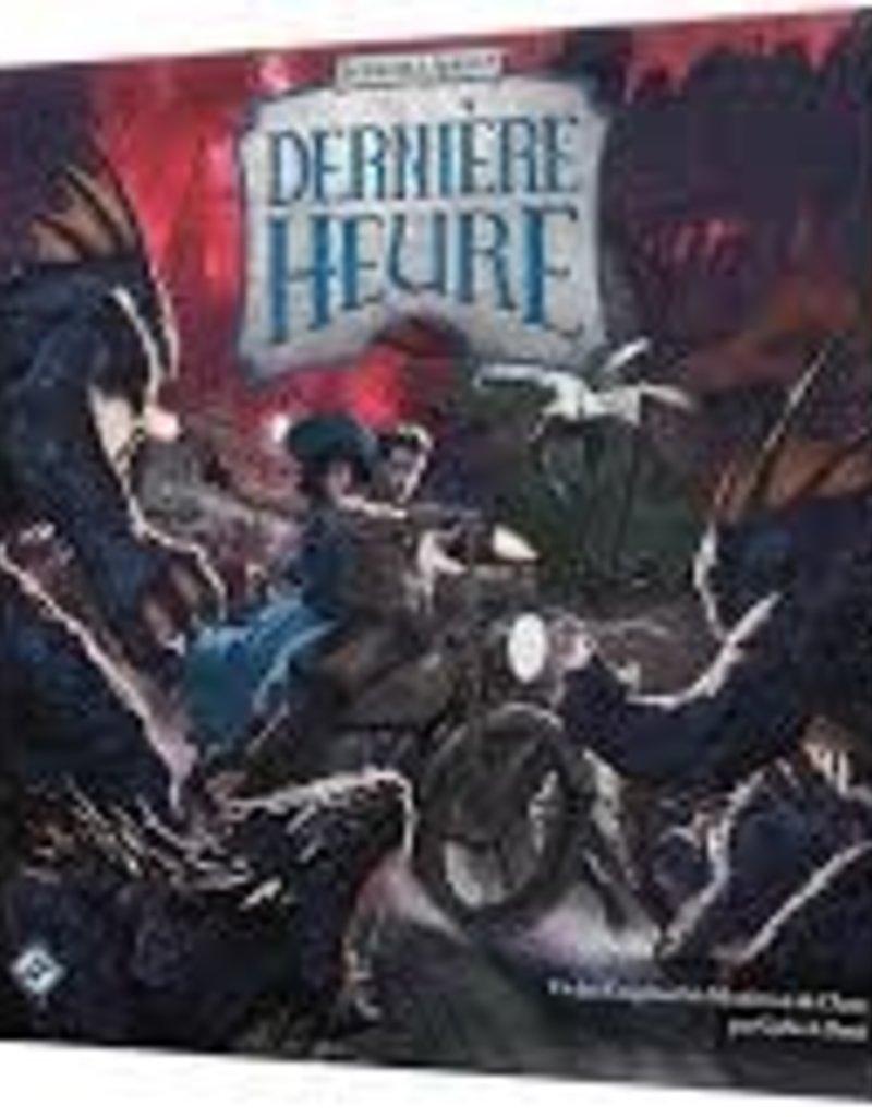 Fantasy Flight Précommande: Horreur A Arkham : Dernière Heure (FR)