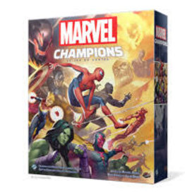 Fantasy Flight Précommande: Marvel Champions : Le Jeu De Cartes (FR)