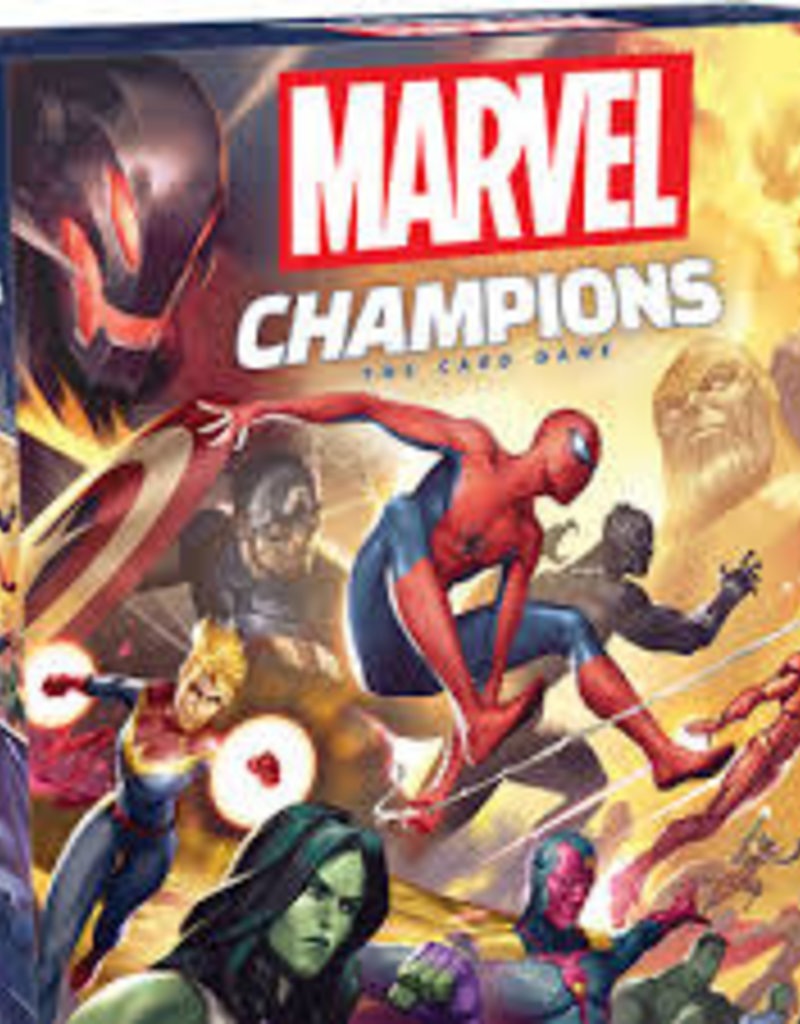 Fantasy Flight Précommande: Marvel Champions LCG (EN)
