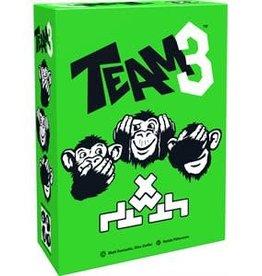 Brain Games Précommande: Team 3 Vert / Green (ML)