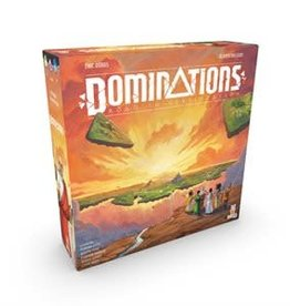 Holy Grail Games Précommande: Dominations: Core Box: Road To Civ. (FR)