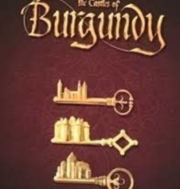 Ravensburger Précommande: The Castles of Burgundy (New Box) (EN)