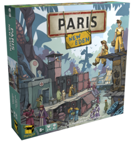 mata Précommande: Paris New Eden (FR)